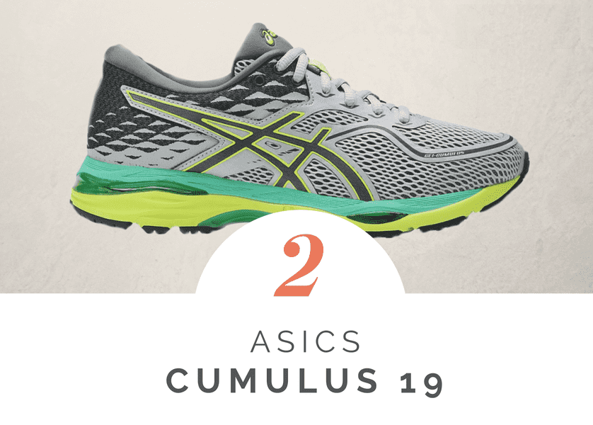 ASICS Cumulus 19 - best running shoes