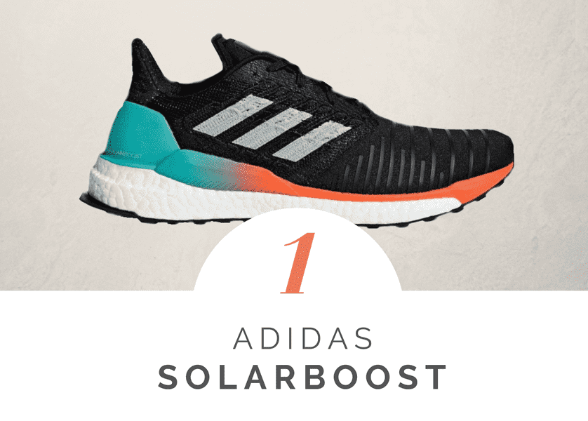 Adidas Solar Boost - best running shoes
