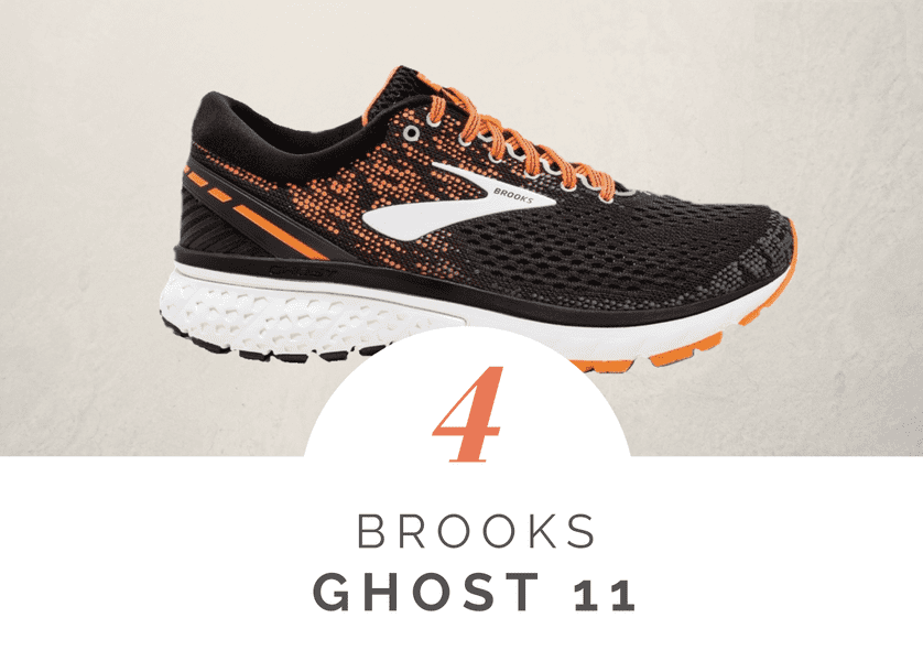 Brooks Ghost 11 - best running shoes