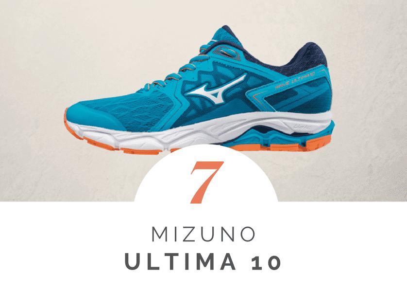 Mizuno Wave Last 10
