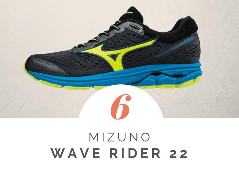 Mizuno Wave Rider 22
