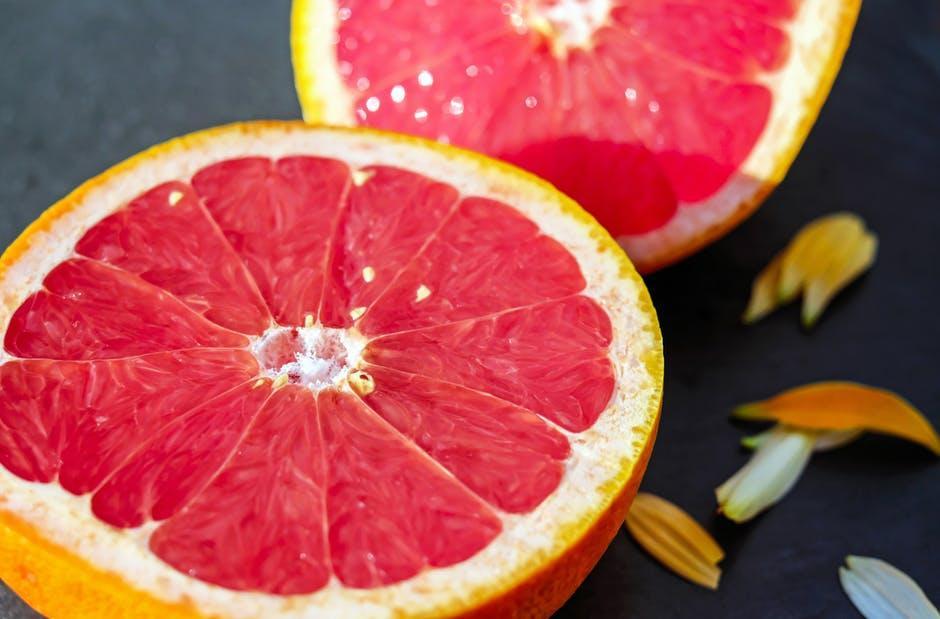 grapefruit seeds