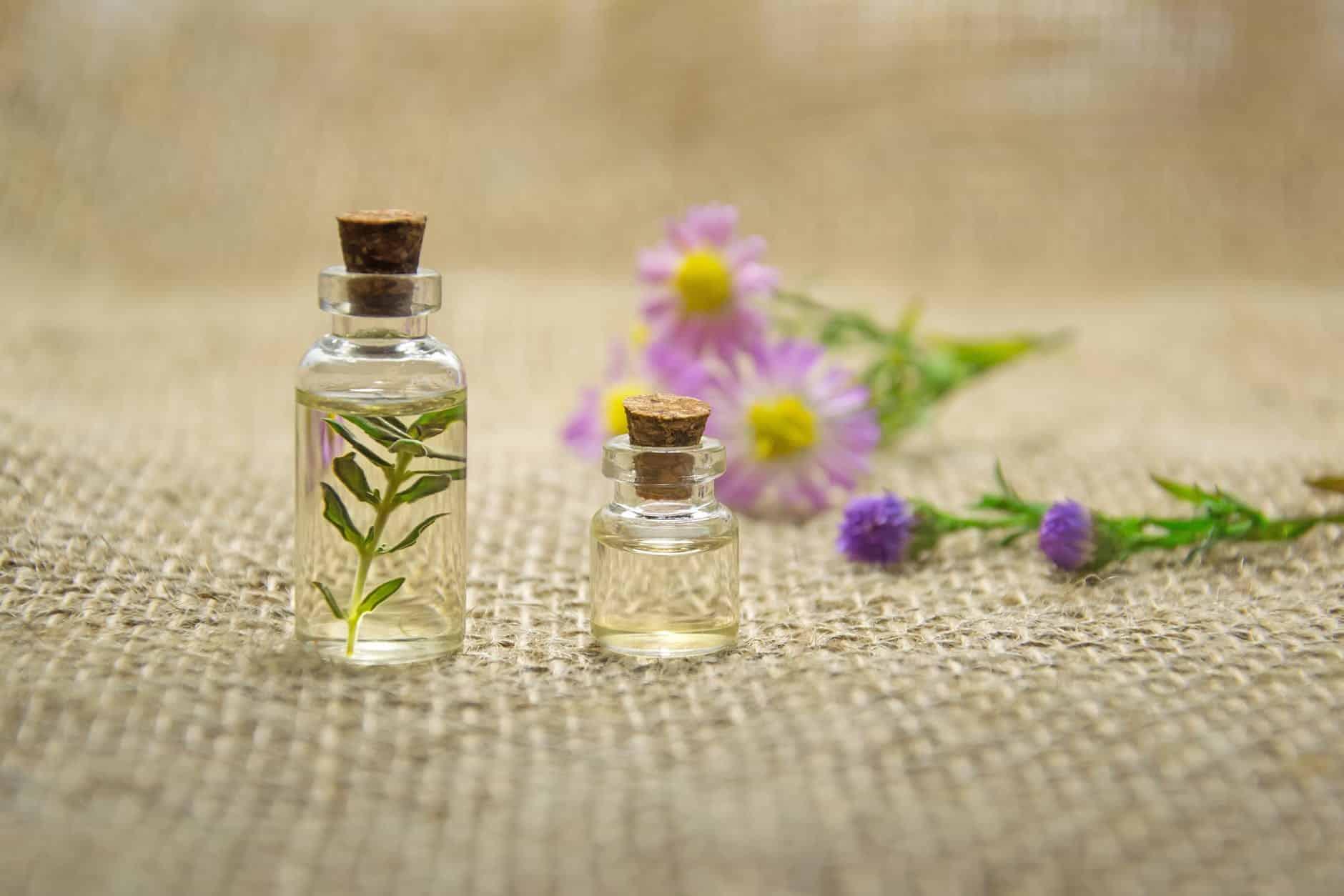 lavender oil - migraine
