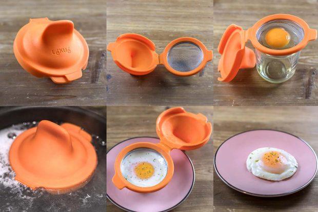 lekue egg saucer