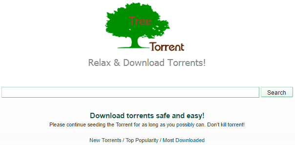 Tree Torrent