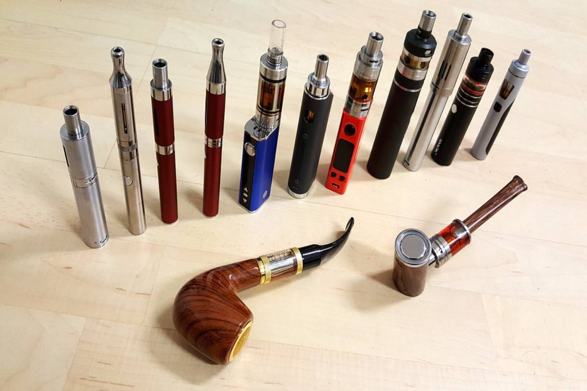 e-cigarettes or vape pens