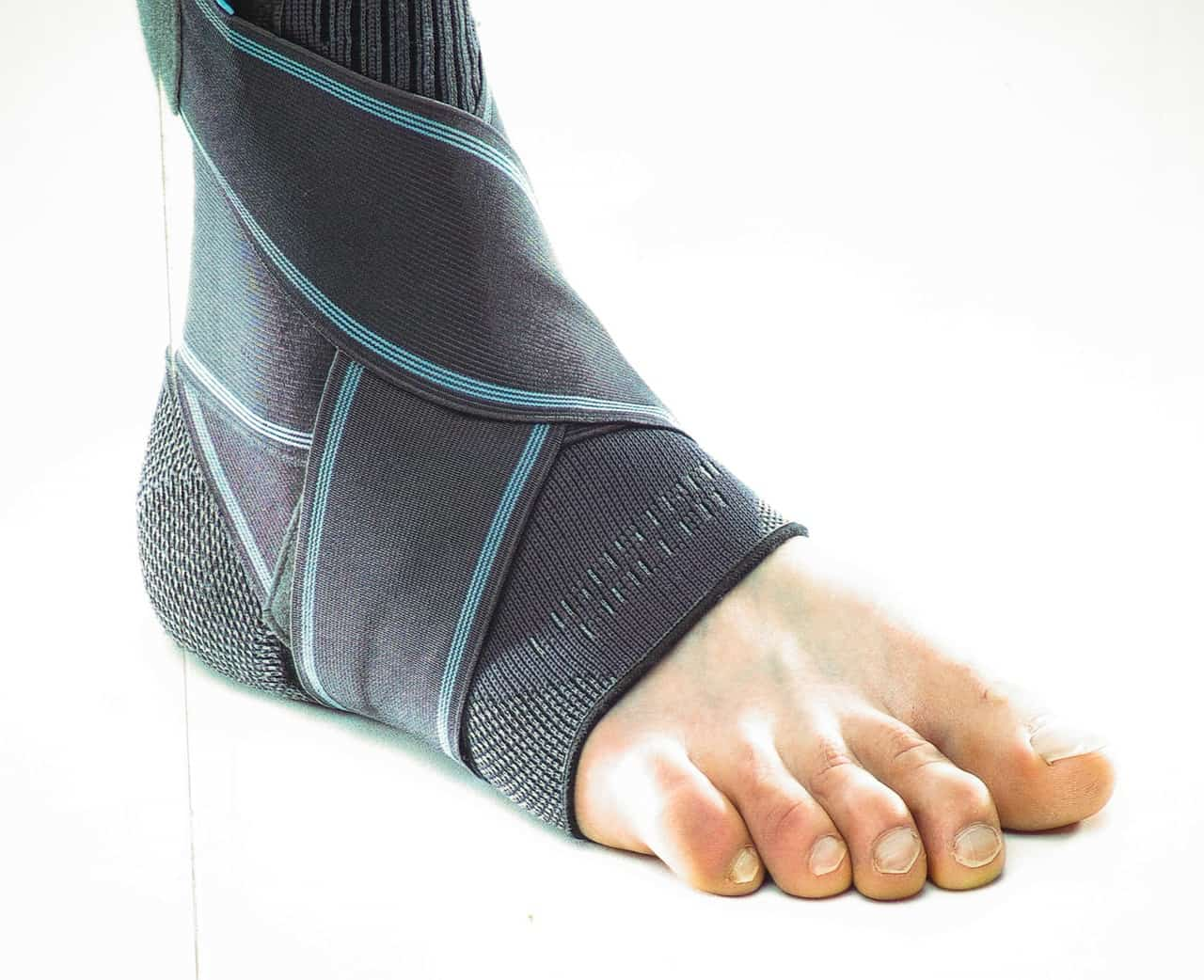 Compression Bandage - ankle injuries