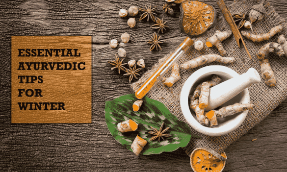 Ayurvedic Tips for Winter