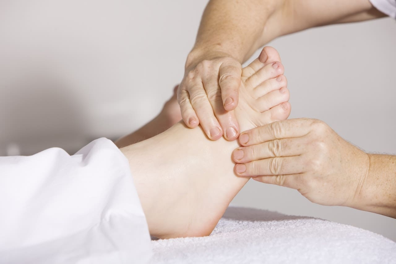 Feet - Ayurvedic tips for winter