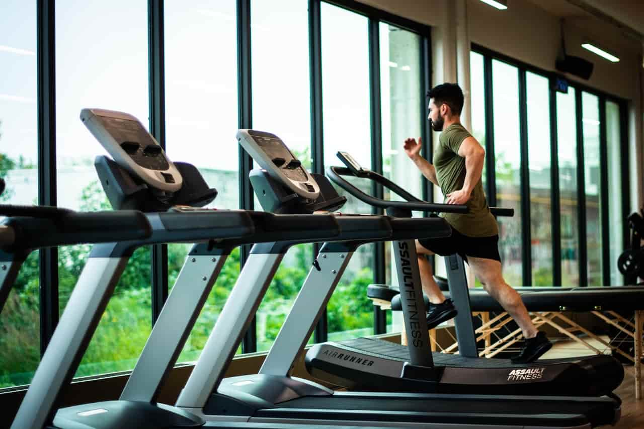 Nourish with Exercise - energy levels