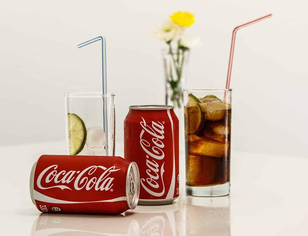 Avoid Sweet Beverages & Soft Drinks