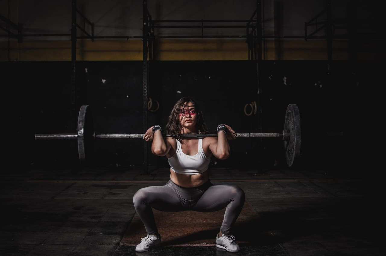 Squats - Strength Training Exercise