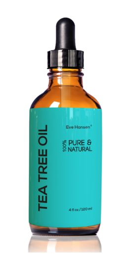 Tea Tree Oil - pimples