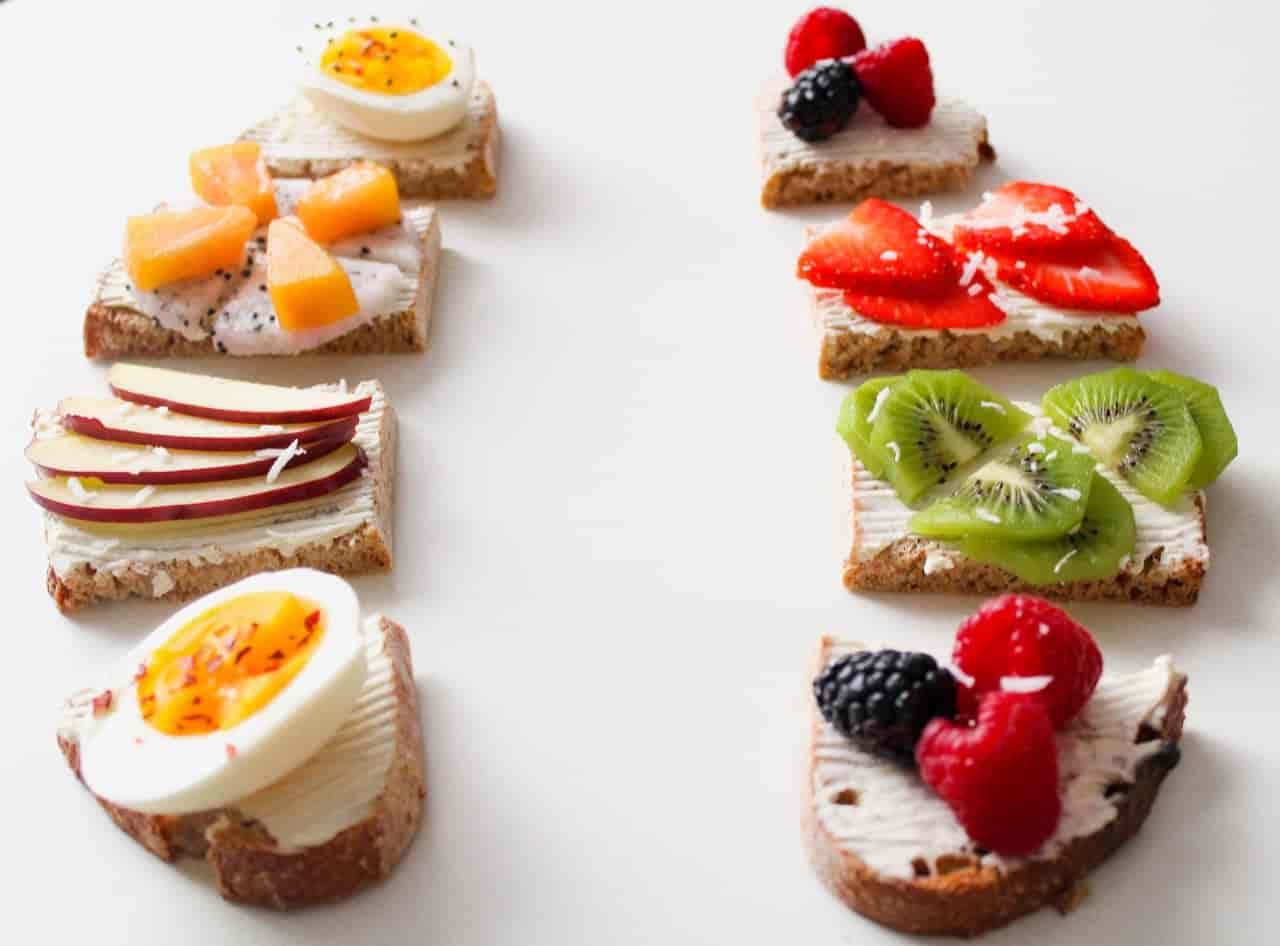 Eat Diverse Food