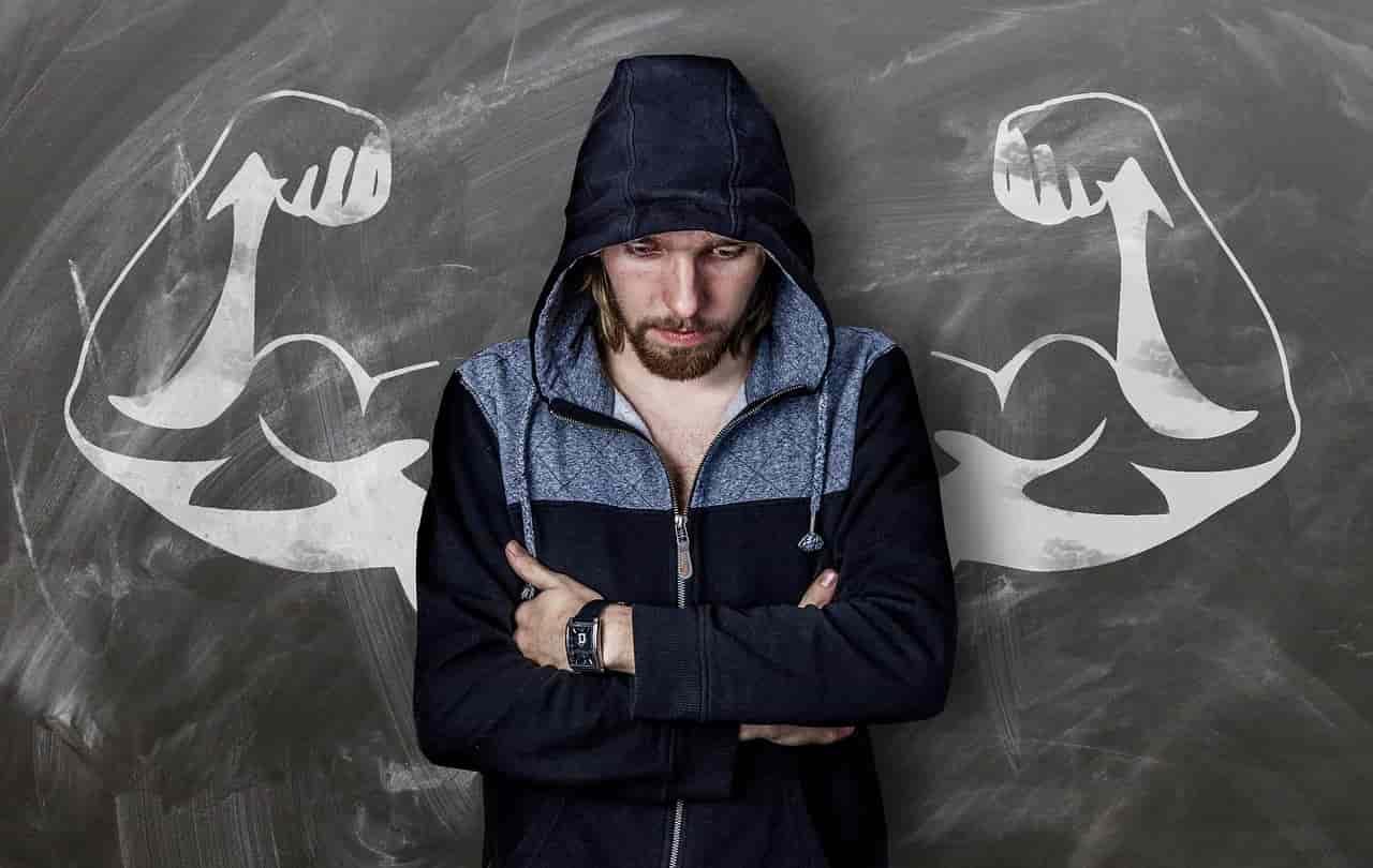 Self-conscious - Gym