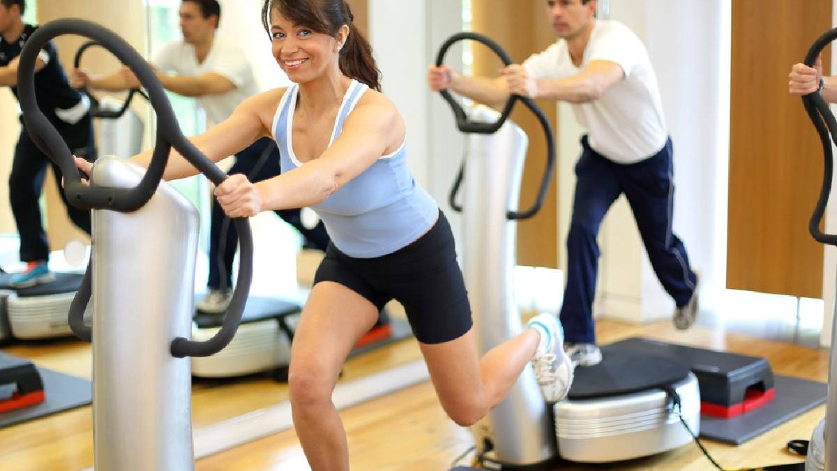 The Benefits Of Vibration Therapy