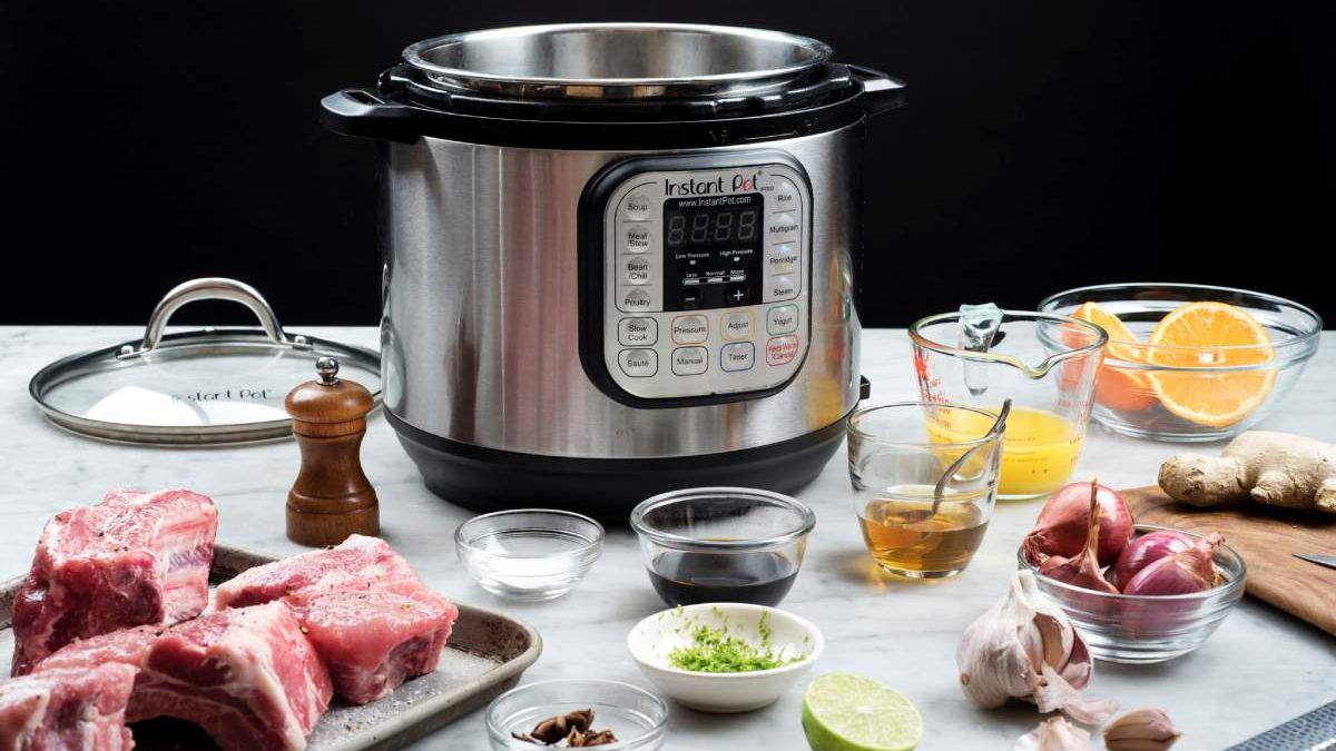 How to Cook Pork in Instant Pot