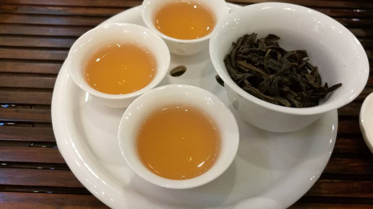 The Benefits of Loose Leaf Oolong Tea