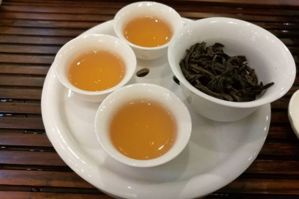Leaf Oolong Tea