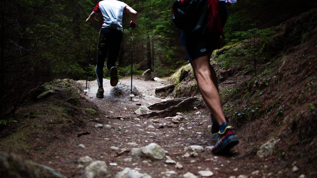 Trail Running: The best outdoor workout