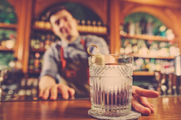 Your Teeth Could Drown and Suffer from Alcohol