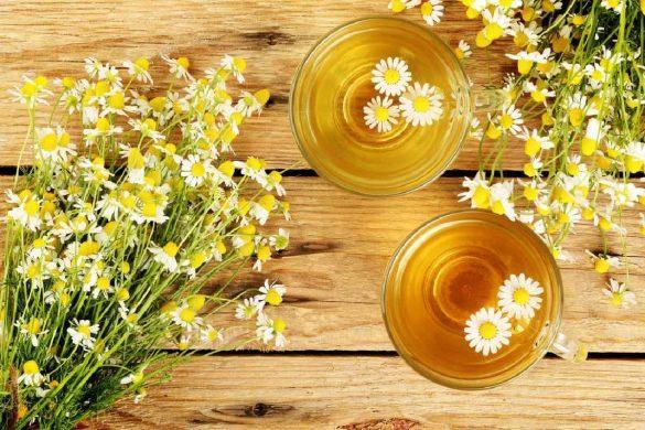 Skincare Benefits of Chamomile Tea
