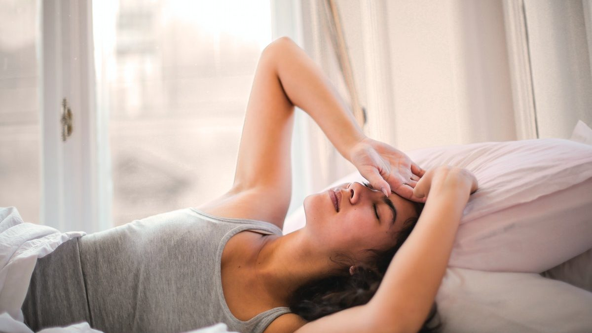 5 Tips To Get Rid Of Anxiety And Improve Sleep Quality