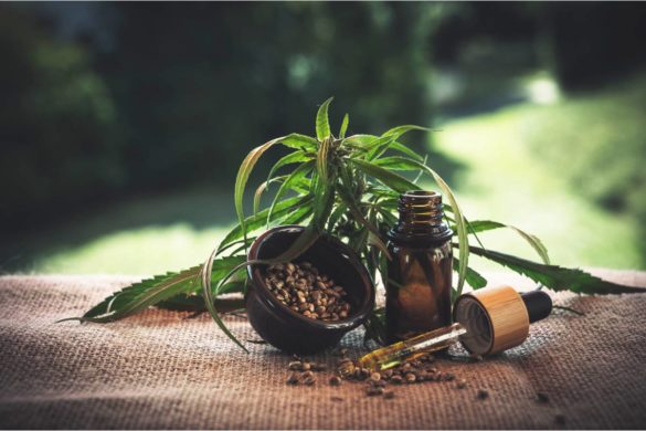 Why CEOs Are Starting Their Days with a Dose of CBD
