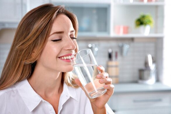 Benefits of Drinking Filtered Water