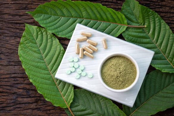 Burn More Calories With Kratom for Energy