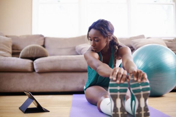 Is Your Favorite Fitness App Putting Your Personal Data At Risk