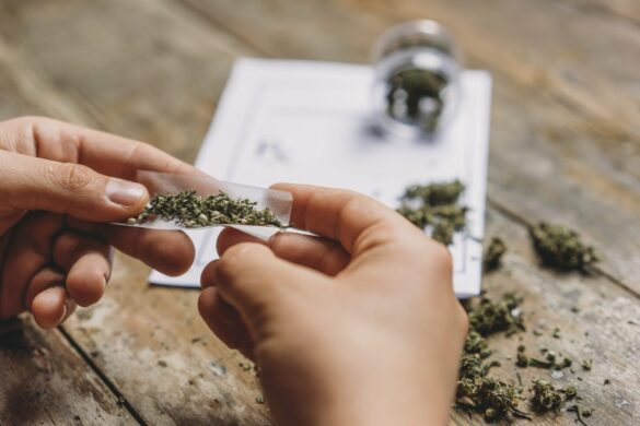 6 Different Ways to Consume Cannabis