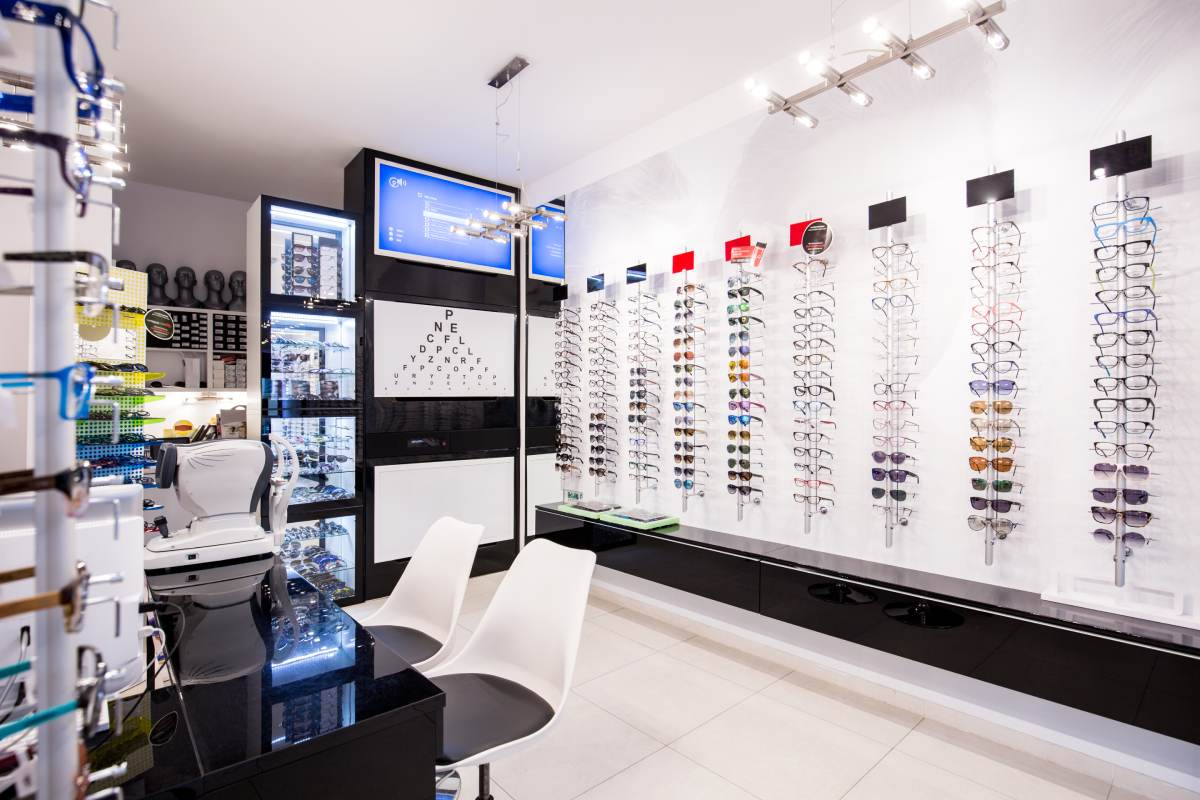 Eyeglasses Store When Needing New Glasses