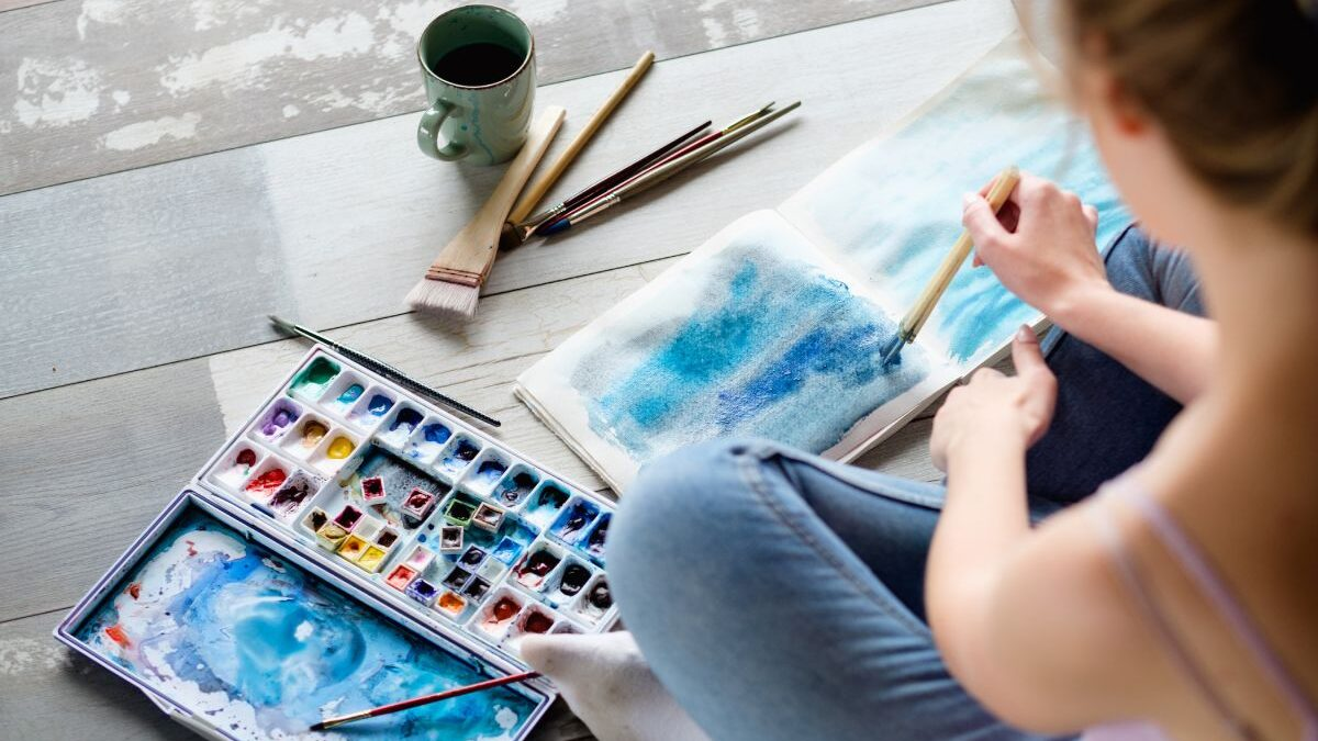 Facts About Art Therapy, And How It Can Help You