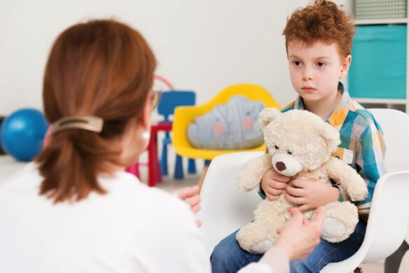 What Medical Help is Available to Children with Autism