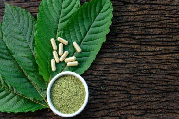 benefits of consuming Kratom in capsule