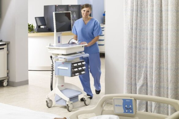Features of the Top Medical Carts