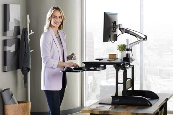 What Are the Health Benefits of a Standing Desk