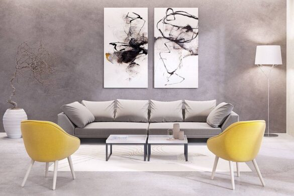 Art and Health - The Benefits of Viewing Wall Arts