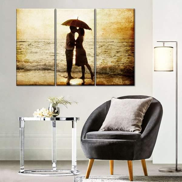Art can help with the feeling of love