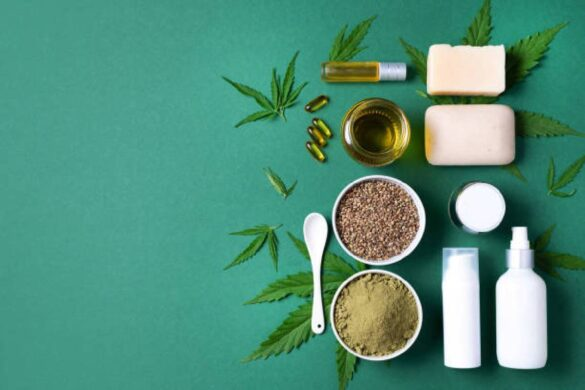 Five Ways To Include CBD Products Into Your Skincare Regimen