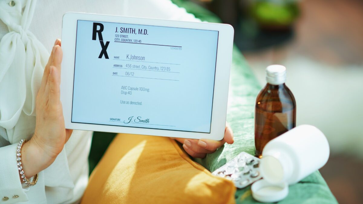 Get an Online Prescription From a Trusted Source