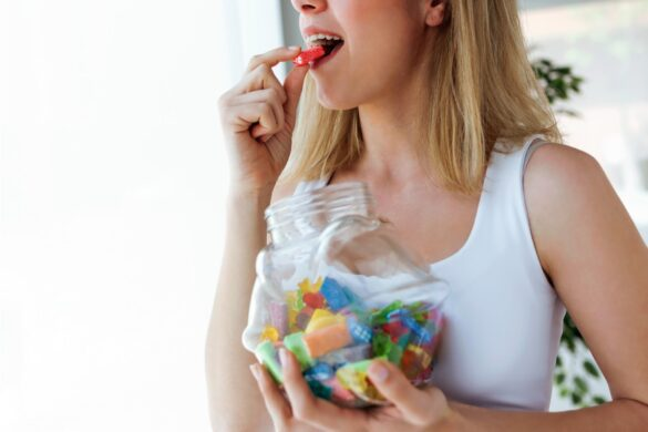 The Benefits of Consuming THC Gummies