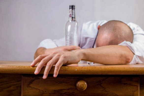 Major Long-Term Health Risks from Alcohol Consumption