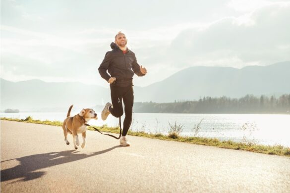 Simple Ways To Stay Fit With Your Dog