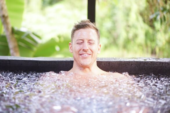 Why You Should Take an Ice Bath After Every Intense Workout