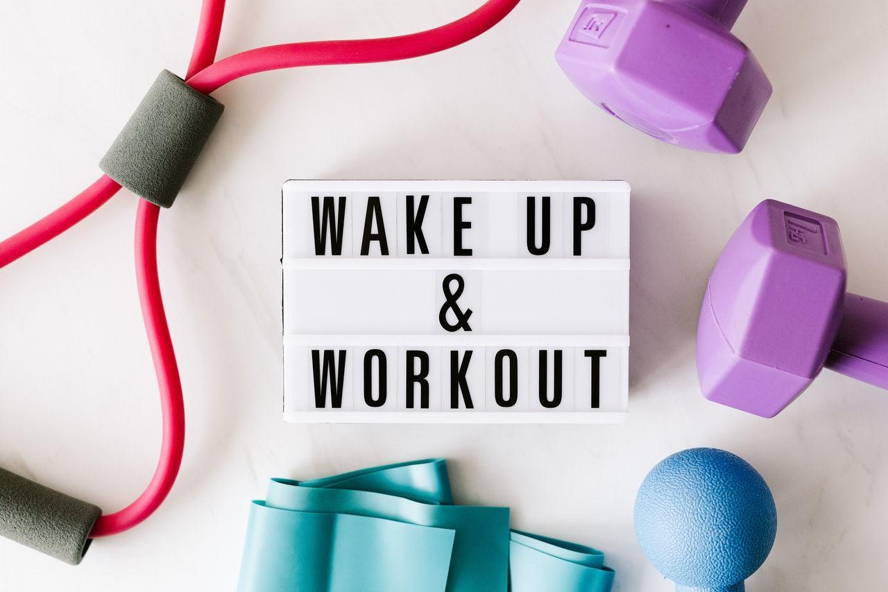 Plan your fitness regimen