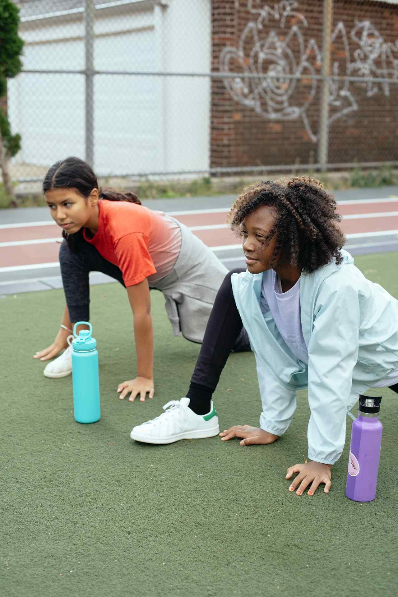 Add More Physical Activity and Healthy Food to Everyday Life