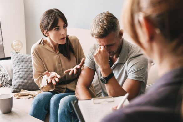 First 3 steps of getting help at an addiction recovery center for alcoholism