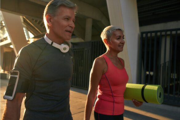 6 Tips To Stay Fit After 50